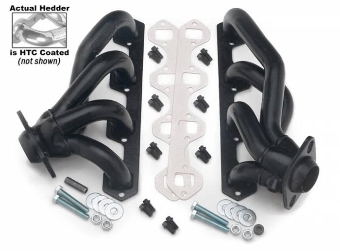 Hedman Hedders - Hedman Hedders Standard Duty HTC Coated Headers 89476