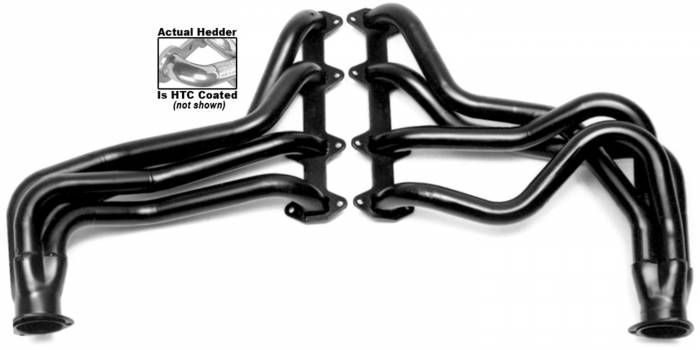 Hedman Hedders - Hedman Hedders Standard Duty HTC Coated Headers 89186