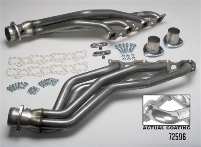 Hedman Hedders Pace - Hedman Hedders Standard Duty HTC Coated Headers 72596