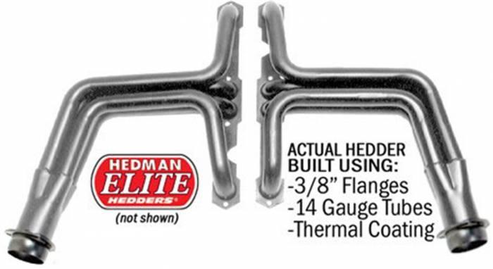 Hedman Hedders Pace - Hedman Hedders ELITE Ultra Duty Street Headers 69268