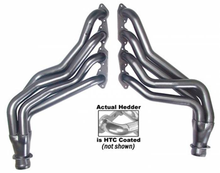 Hedman Hedders - Hedman Hedders Standard Duty HTC Coated Headers 69136