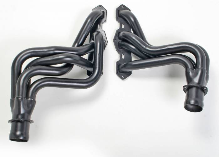 Hedman Hedders - Hedman Hedders BLACK MAXX Standard Duty Coated Headers 58073