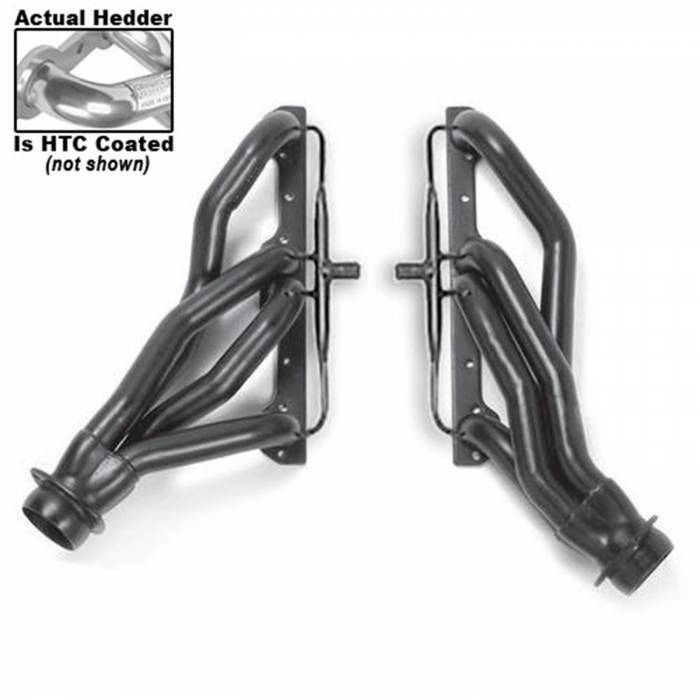 Hedman Hedders Pace - Hedman Hedders Standard Duty HTC Coated Headers 66601