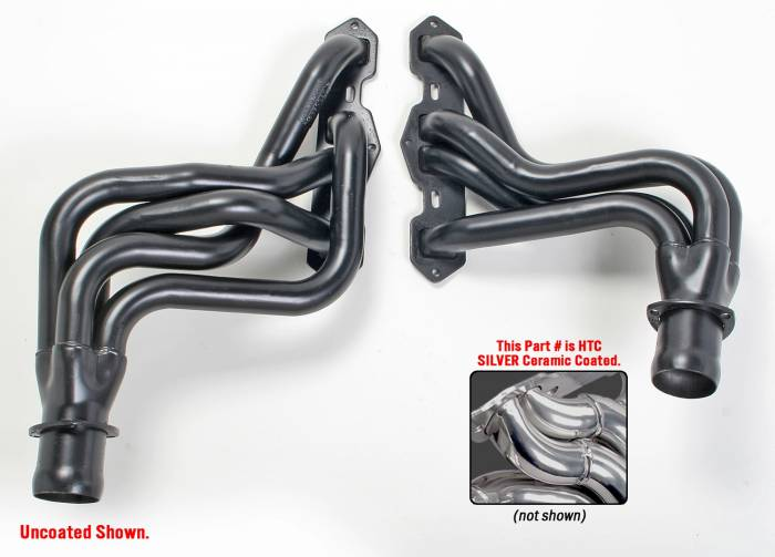 Hedman Hedders - Hedman Hedders Standard Duty HTC Coated Headers 58076