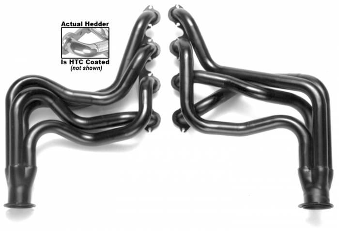Hedman Hedders Pace - Hedman Hedders Standard Duty HTC Coated Headers 89346