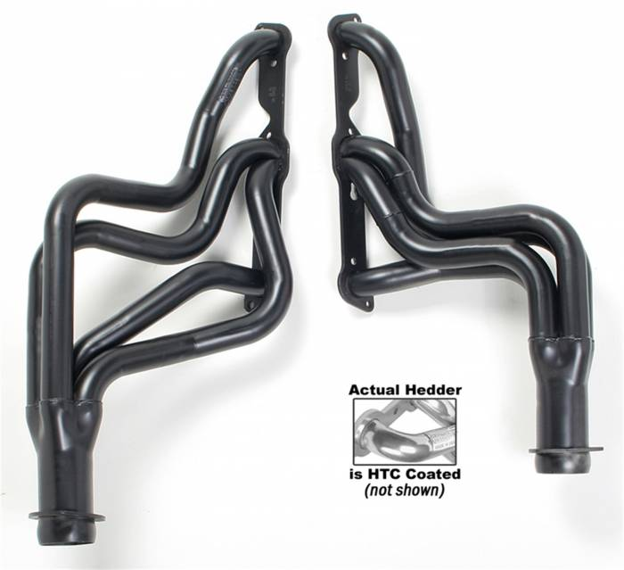 Hedman Hedders - Hedman Hedders Standard Duty HTC Coated Headers 35266