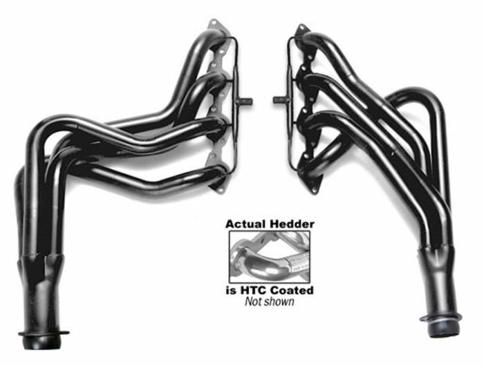 Hedman Hedders Pace - Hedman Hedders Standard Duty HTC Coated Headers 66381