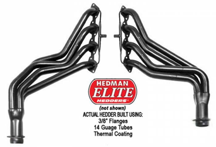 Hedman Hedders - Hedman Hedders ELITE Ultra Duty Street Headers 69821