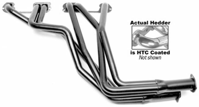 Hedman Hedders - Hedman Hedders Standard Duty HTC Coated Headers 69316