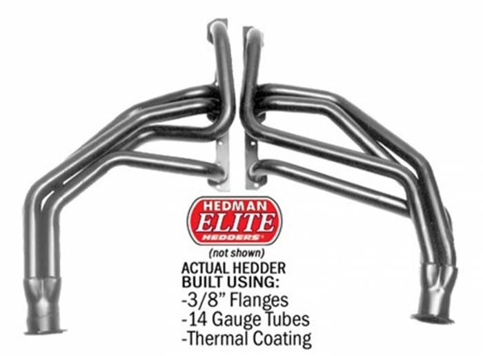 Hedman Hedders - Hedman Hedders ELITE Ultra Duty Street Headers 69892