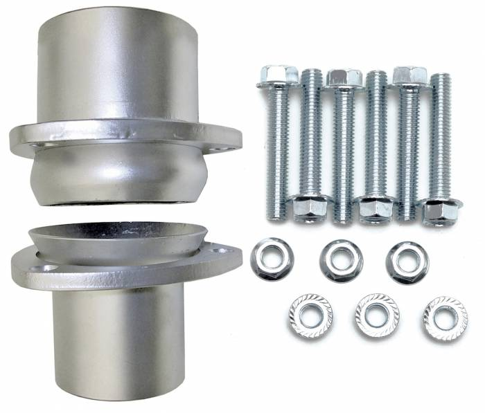 Hedman Hedders - Hedman Hedders Ball And Socket Exhaust Flange Kit 21154