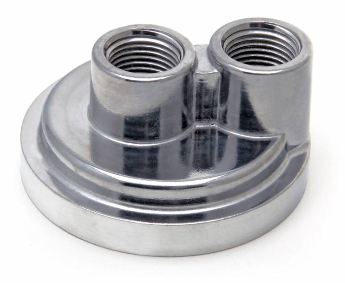 Trans-Dapt Performance Products - Trans-Dapt Performance Products Oil Filter Bypass Adapter Spin-On 1058