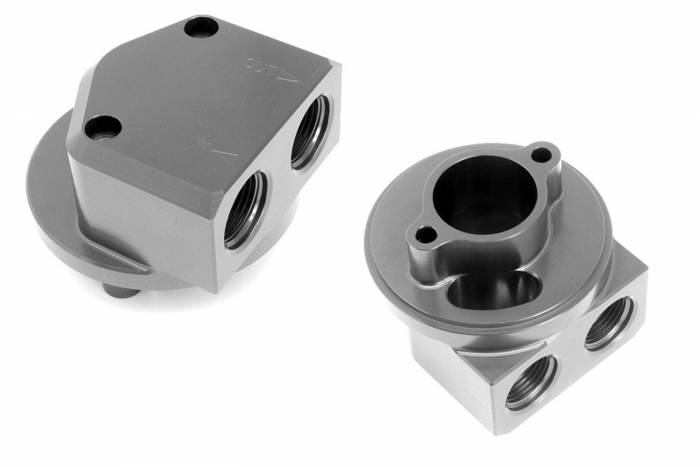 Trans-Dapt Performance Products - Trans-Dapt Performance Products Oil Filter Bypass Adapter Bolt-On 3328