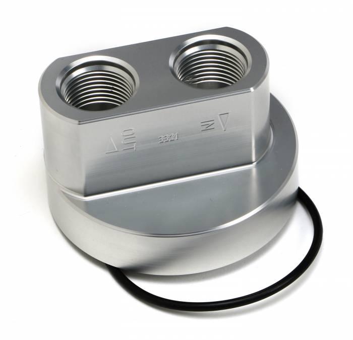 Trans-Dapt Performance Products - Trans-Dapt Performance Products Oil Filter Bypass Adapter Spin-On 3321