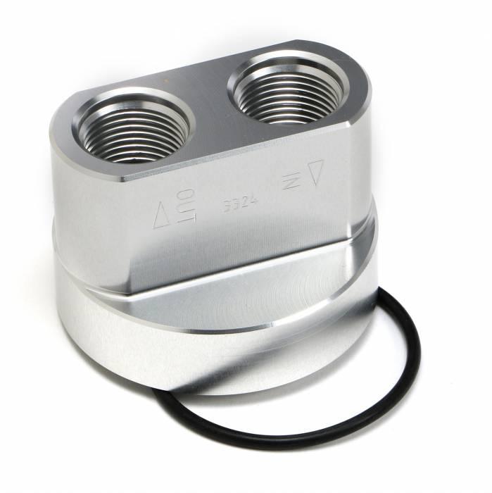 Trans-Dapt Performance Products - Trans-Dapt Performance Products Oil Filter Bypass Adapter Spin-On 3324
