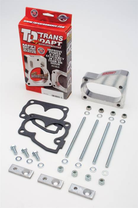 Trans-Dapt Performance Products - Trans-Dapt Performance Products Wide Open MPFI Spacer 2671