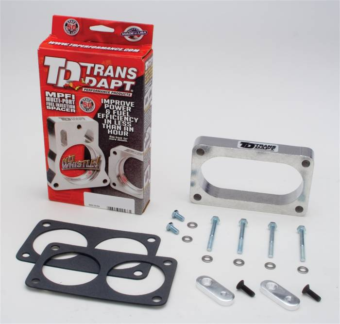 Trans-Dapt Performance Products - Trans-Dapt Performance Products Wide Open MPFI Spacer 2669