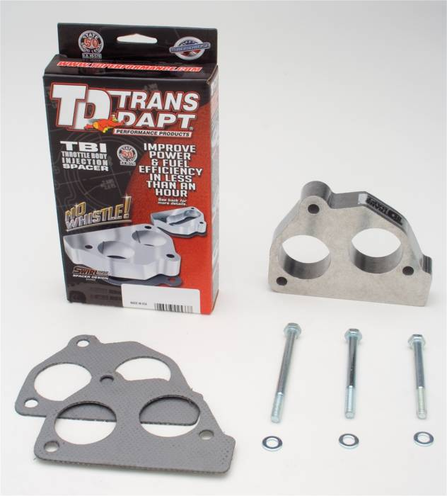 Trans-Dapt Performance Products - Trans-Dapt Performance Products TBI Spacer 2733