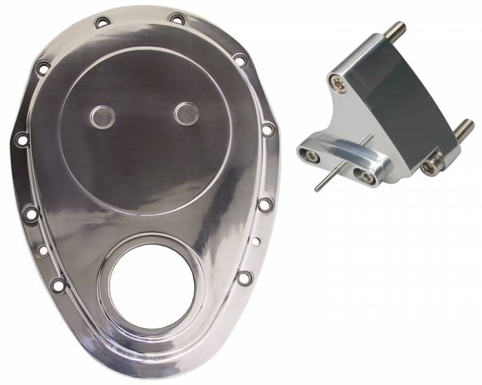 Trans-Dapt Performance Products - Trans-Dapt Performance Products Timing Chain Cover 6014