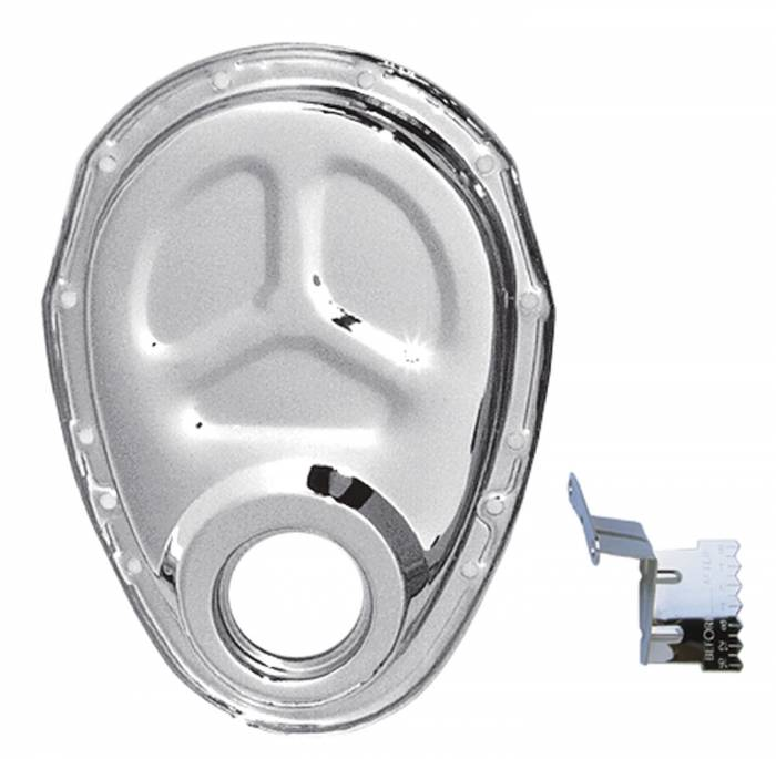 Trans-Dapt Performance Products - Trans-Dapt Performance Products Timing Chain Cover 4934