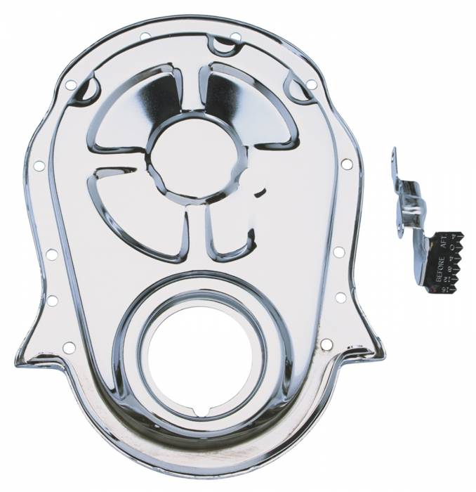 Trans-Dapt Performance Products - Trans-Dapt Performance Products Timing Chain Cover 4935