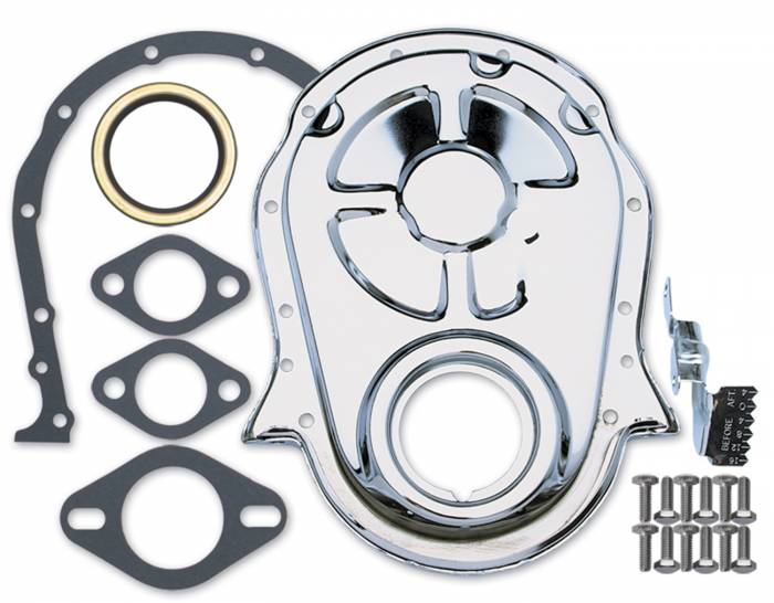 Trans-Dapt Performance Products - Trans-Dapt Performance Products Timing Chain Cover Set 9001