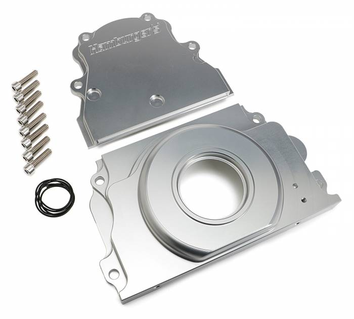 Trans-Dapt Performance Products - Trans-Dapt Performance Products Timing Chain Cover 1104