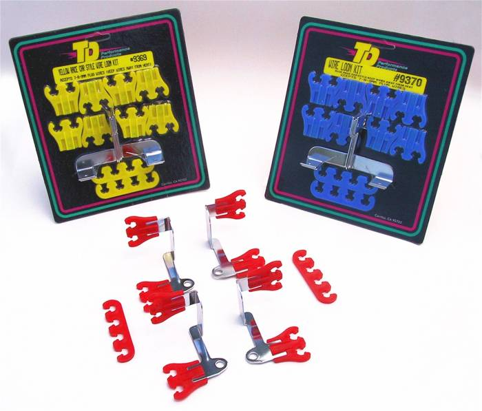 Trans-Dapt Performance Products - Trans-Dapt Performance Products Race Car Wire Loom Set 9370