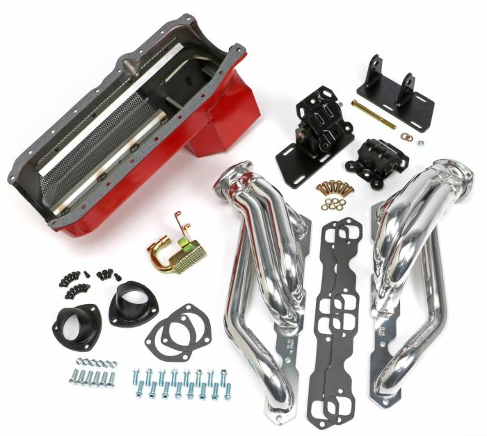 Trans-Dapt Performance Products - Trans-Dapt Performance Products S10/V8 Swap Kit 99080