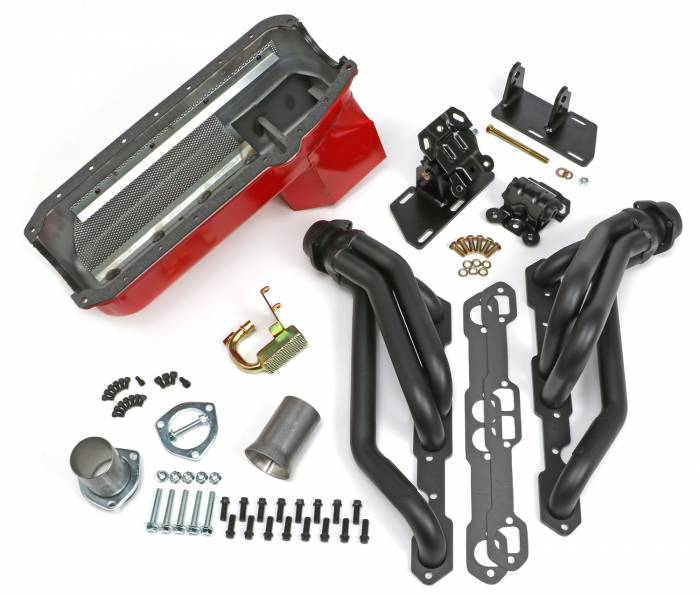 Trans-Dapt Performance Products - Trans-Dapt Performance Products S10/V8 Swap Kit 99083