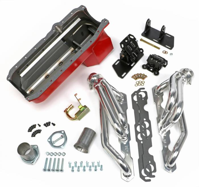 Trans-Dapt Performance Products - Trans-Dapt Performance Products S10/V8 Swap Kit 99074