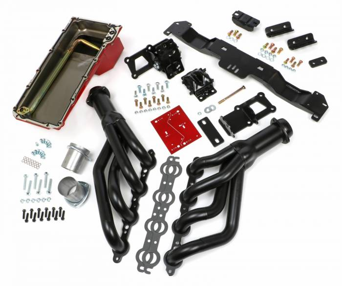 Trans-Dapt Performance Products - Trans-Dapt Performance Products LS Engine Swap Kit 42021