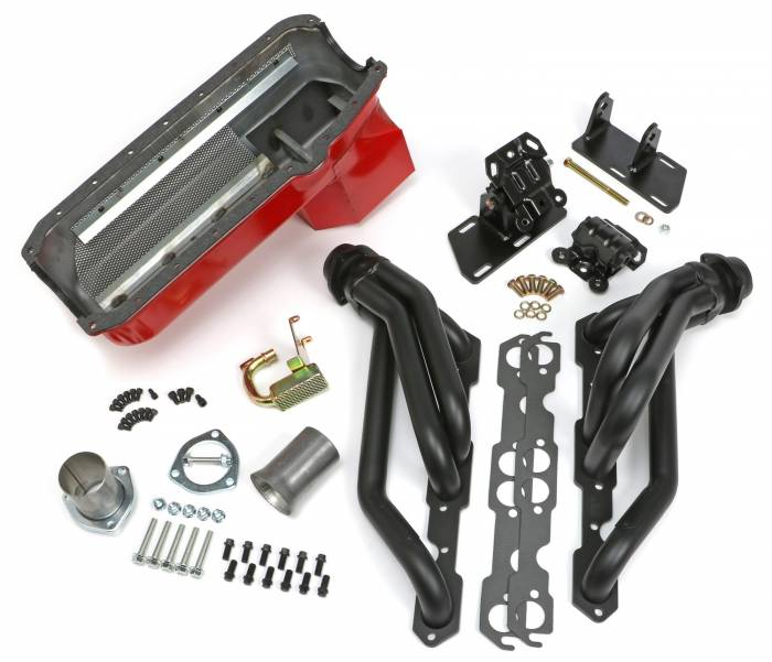 Trans-Dapt Performance Products - Trans-Dapt Performance Products S10/V8 Swap Kit 99085