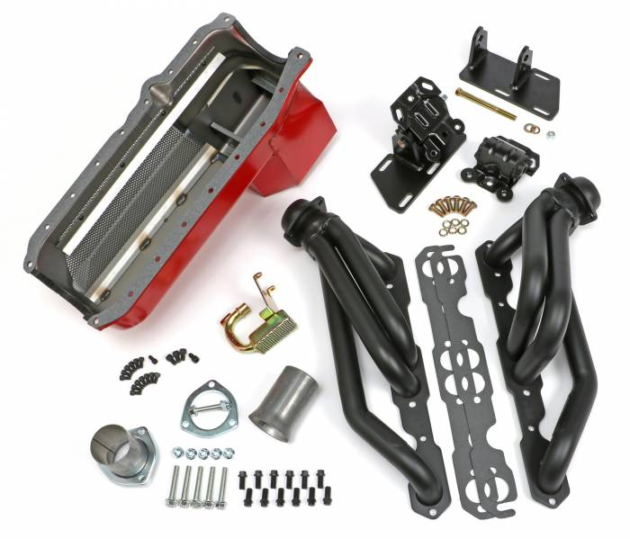 Trans-Dapt Performance Products - Trans-Dapt Performance Products S10/V8 Swap Kit 99082