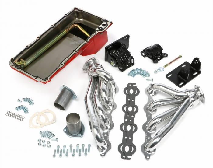 Trans-Dapt Performance Products - Trans-Dapt Performance Products LS Engine Swap Kit 42162