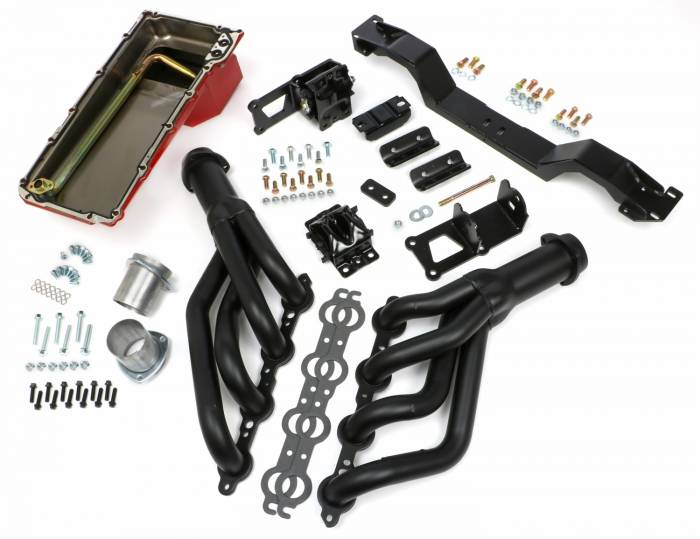 Trans-Dapt Performance Products - Trans-Dapt Performance Products LS Engine Swap Kit 42036
