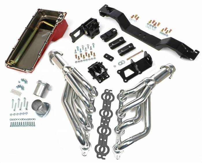 Trans-Dapt Performance Products - Trans-Dapt Performance Products LS Engine Swap Kit 42035