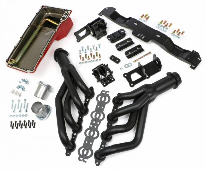 Trans-Dapt Performance Products - Trans-Dapt Performance Products LS Engine Swap Kit 42033