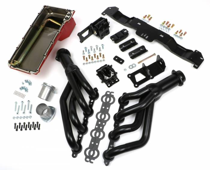 Trans-Dapt Performance Products - Trans-Dapt Performance Products LS Engine Swap Kit 42031