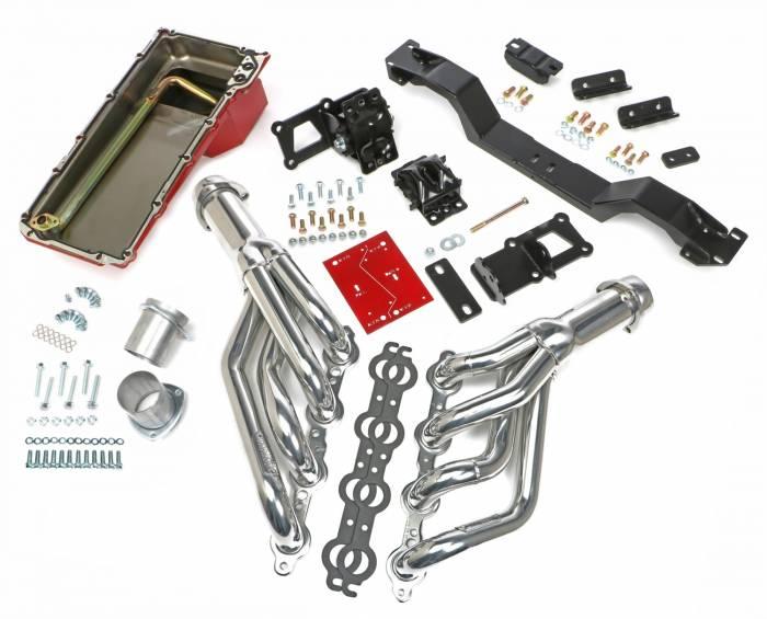 Trans-Dapt Performance Products - Trans-Dapt Performance Products LS Engine Swap Kit 42025