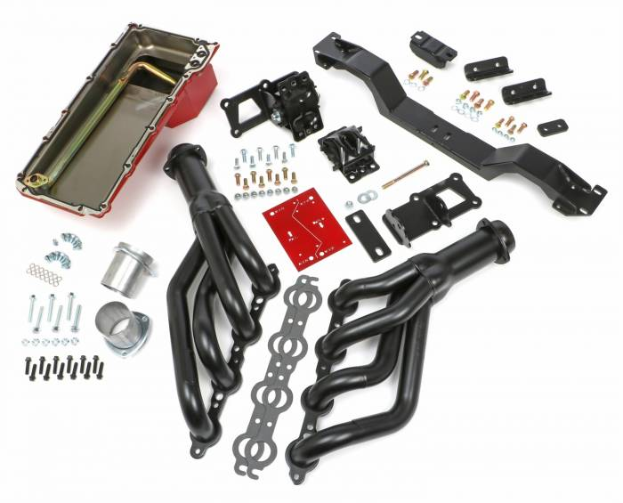 Trans-Dapt Performance Products - Trans-Dapt Performance Products LS Engine Swap Kit 42024