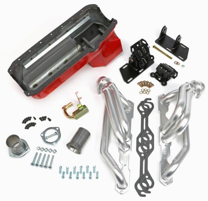 Trans-Dapt Performance Products - Trans-Dapt Performance Products S10/V8 Swap Kit 99067