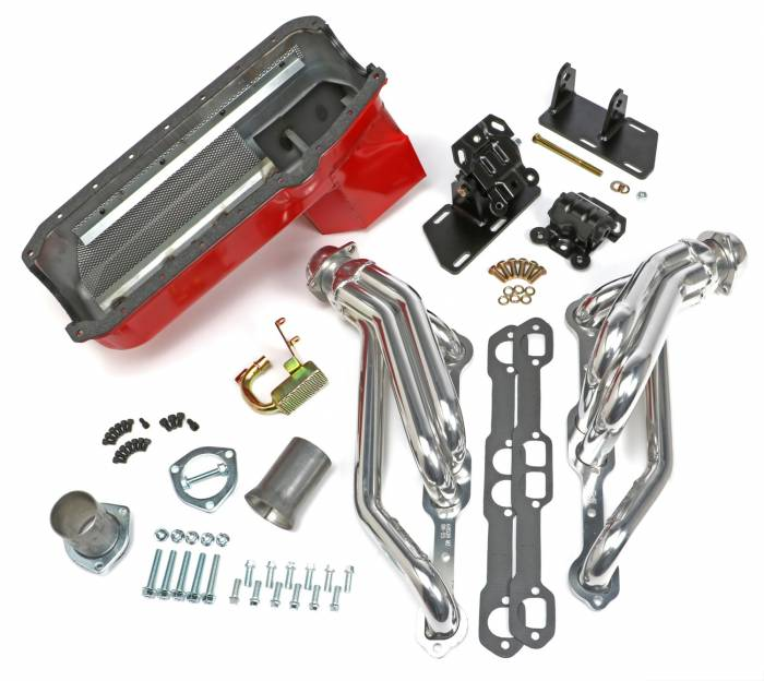 Trans-Dapt Performance Products - Trans-Dapt Performance Products S10/V8 Swap Kit 99066