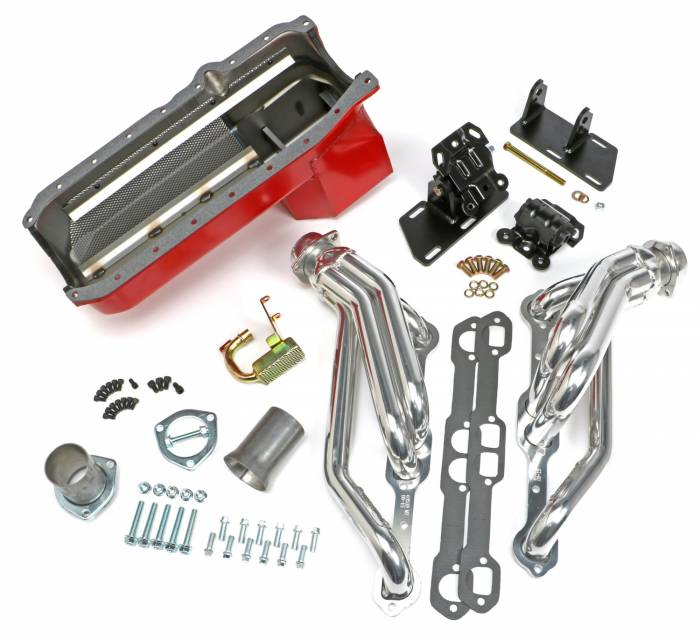 Trans-Dapt Performance Products - Trans-Dapt Performance Products S10/V8 Swap Kit 99076