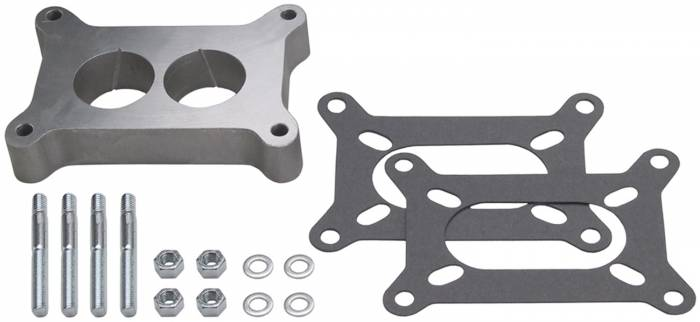 Trans-Dapt Performance Products - Trans-Dapt Performance Products Swirl-Torque Aluminum Carb Spacer 2527