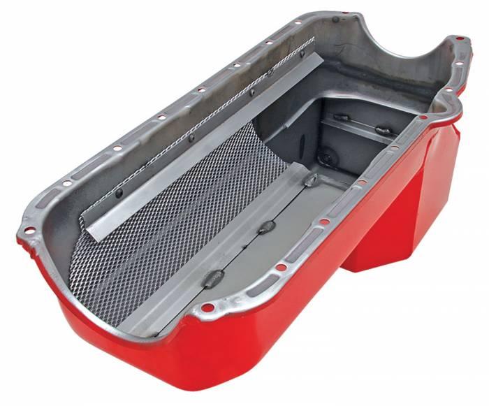 Trans-Dapt Performance Products - Trans-Dapt Performance Products Hamburgers Econo Series Oil Pan 1099
