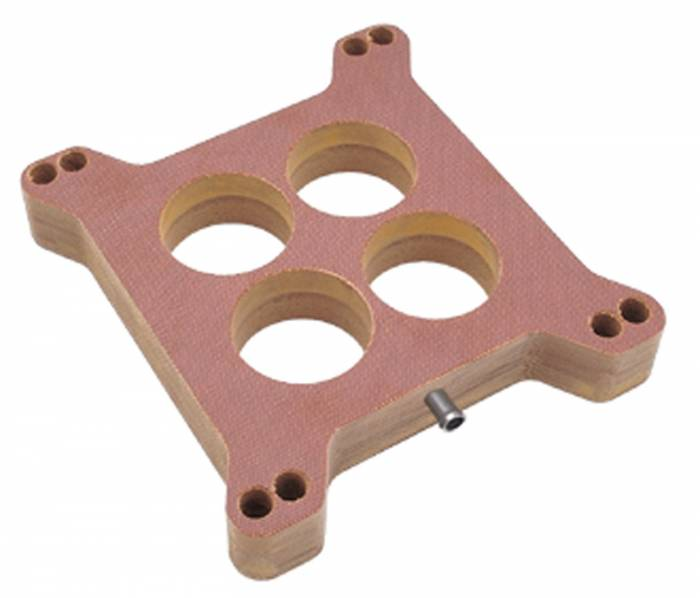 Trans-Dapt Performance Products - Trans-Dapt Performance Products Canvas Phenolic Holley/AFB Carb Spacer 2547
