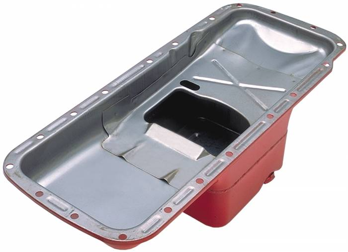 Trans-Dapt Performance Products - Trans-Dapt Performance Products OEM Oil Pan  7573