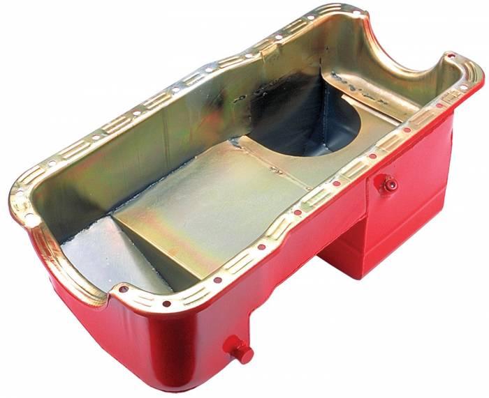 Trans-Dapt Performance Products - Trans-Dapt Performance Products Hamburgers Econo Series Oil Pan 3080