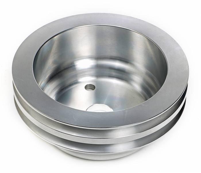 Trans-Dapt Performance Products - Trans-Dapt Performance Products Crankshaft Pulley 9485